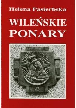 Wileńskie Ponary plus dedykacja Pasierbskiej