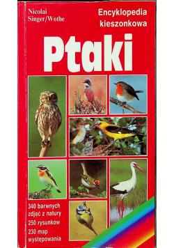 Ptaki encyklopedia kieszonkowa