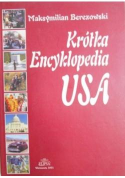 Krótka Encyklopedia USA