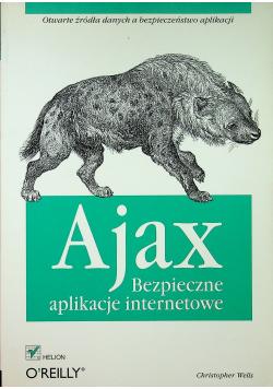 Ajax Bezpieczne aplikacje internetowe
