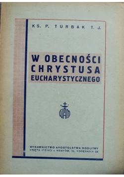 W obecności Chrystusa Eucharystycznego 1948 r