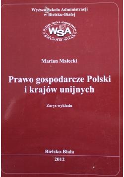 Prawo gospodarcze Polski i krajów unijnych