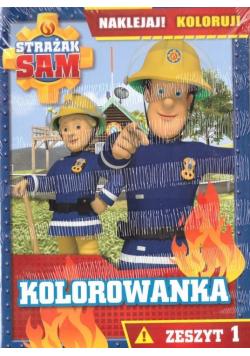 Pakiet: strażak Sam. Szaleństwo na punkcie pizzy..