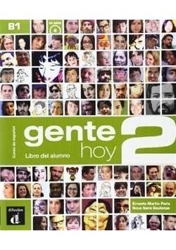 Gente Hoy 2 Podręcznik +CD