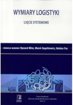 Wymiary Logistyki Ujęcie systemowe