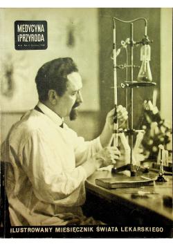 Medycyna i Przyroda nr 6  1938 r.