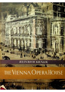 The Vienna opera house