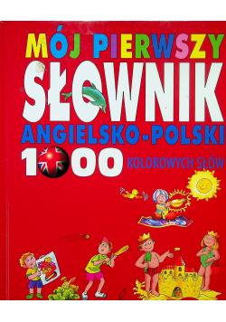 Mój pierwszy słownik angielsko-polski