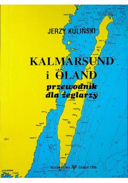 Kalmarsund i Oland przewodnik dla żeglarzy