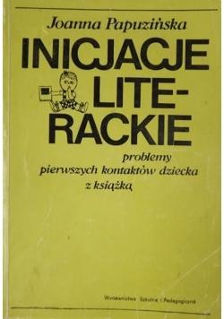 Inicjacje literackie Papuzińska