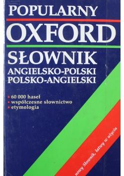 Popularny słownik angielsko polski polsko angielski