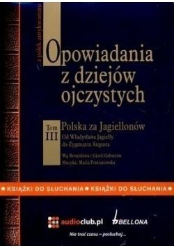 Opowiadania z dziejów ojczystych Tom III Audiobook Nowa