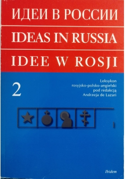 Idee w Rosji Tom 2