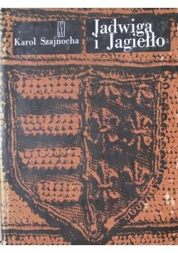 Jadwiga i Jagiełło Tom III i  IV