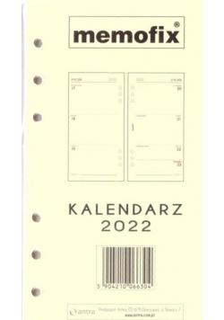 Kalendarz 2022 wkład B6 MEM/ST/TDW