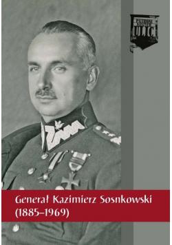 Generał Kazimierz Sosnkowski 1885 1969