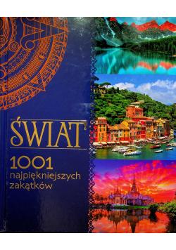 Świat 1001 najpiękniejszych zakątków