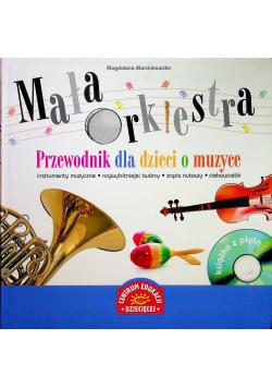 Mała orkiestra Przewodnik dla dzieci o muzyce