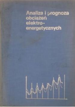 Analiza i prognoza obciążeń elektroenergetycznych