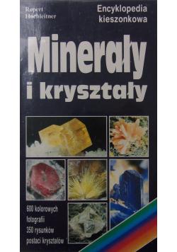 Encyklopedia kieszonkowa. Minerały i kryształy