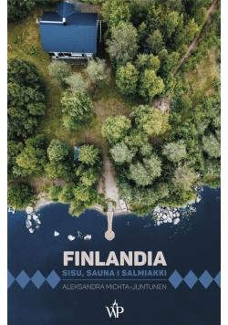 Finlandia Sisu sauna i salmiakki