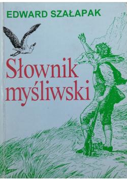 Słownik myśliwski