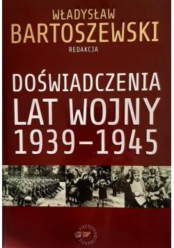 Doświadczenia lat wojny 1939 1945