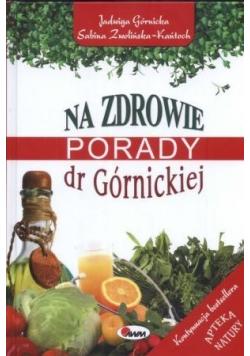 Na zdrowie Porady dr Górnickiej