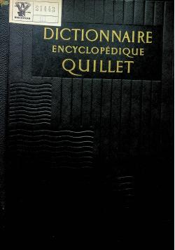Dictionnaire encyclopedique Quillet Chat E