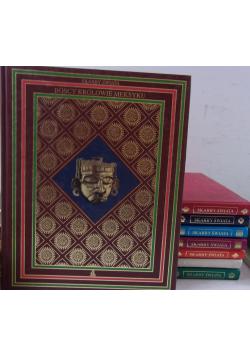 Skarby świata 8 tomów