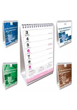 Kalendarz 2022 biurkowy pion A5