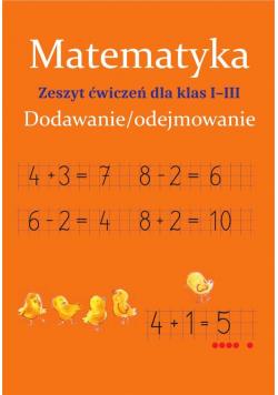 Matematyka. Dodawanie/odejmowanie SP 1-3