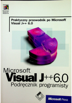 Microsoft Visual J + + 6 0 Podręcznik programisty