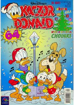 Kaczor Donald nr 40 41