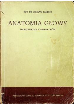 Anatomia głowy Podręcznik dla stomatologów