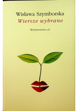 Wiersze wybrane Szymborska