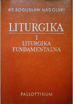 Liturgika i liturgika fundamentalna
