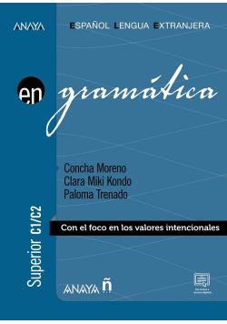 Gramatica avanzado C1/C2 książka