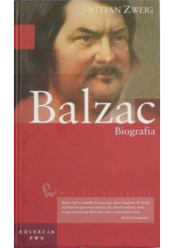 Balzac Biografia