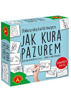 Jak Kura Pazurem ALEX