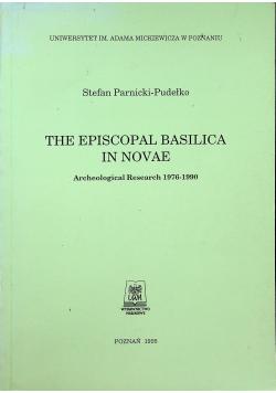 The episcopal basilica in novae