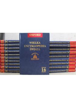 Wielka encyklopedia świata tomy od 1 do 20