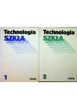 Technologia szkła 2 tomy