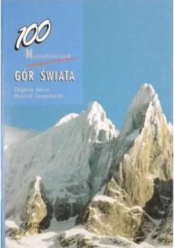 100 najpiękniejszych gór świata