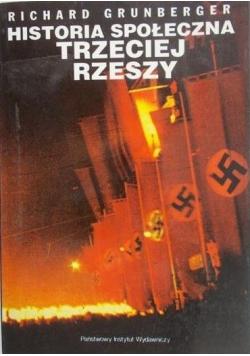 Historia społeczna Trzeciej Rzeszy