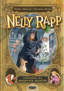 Nelly Rapp. Przewodnik dla upiornych agentów