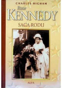 Rose Kennedy Saga Rodu