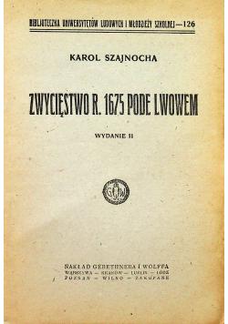 Zwycięstwo r 1975 pode Lwowem
