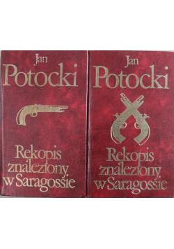 Rękopis znaleziony w Saragossie 2 Tomy