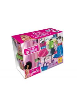 Glitter Dough Barbie Zestaw z ciastoliną 400g